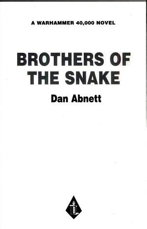 Brothers of the Snake PDF