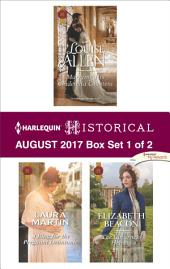 Harlequin Historical August 2017 - Box Set 1 of 2: Marrying His Cinderella Countess\A Ring for the Pregnant Debutante\The Governess Heiress