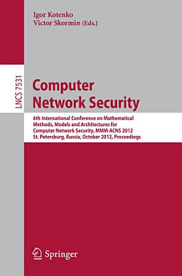 Computer Network Security PDF