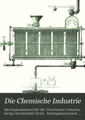 Die Chemische Industrie: Band 12