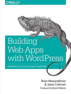 Building Web Apps with WordPress PDF