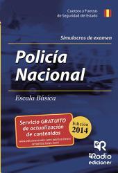 Simulacros de examen. Policía Nacional