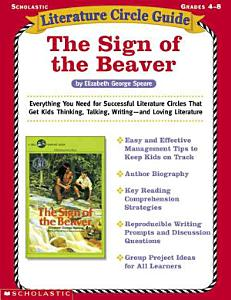 Literature Circle Guide  the Sign of the Beaver Book