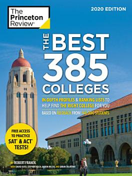 The Best 385 Colleges  2020 Edition PDF