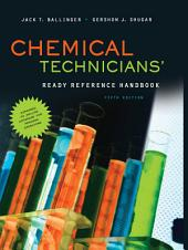 Chemical Technicians' Ready Reference Handbook, 5th Edition: Edition 5
