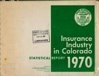 Insurance Industry in Colorado PDF