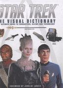 Star Trek the Visual Dictionary