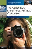 The Canon EOS Digital Rebel XSi 450D Companion PDF