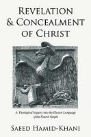Revelation and Concealment of Christ PDF