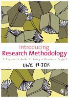 Introducing Research Methodology PDF