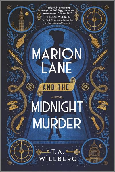 Download Marion Lane and the Midnight Murder Book
