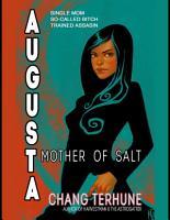 Augusta  Mother of Salt  Transparent Ones Book 3  PDF