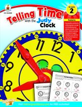 Telling Time with the Judy® Clock, Grade 2