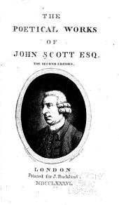 The Poetical Works of John Scott Esq