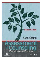 Assessment in Counseling: Procedures and Practices, Edition 6