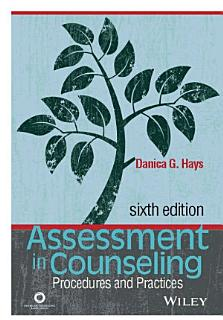 Assessment in Counseling Book