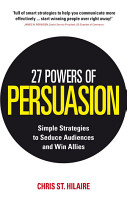 27 Powers of Persuasion PDF