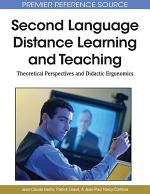 Second Language Distance Learning and Teaching: Theoretical Perspectives and Didactic Ergonomics