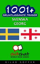 1001+ grundläggande fraser svenska - georg