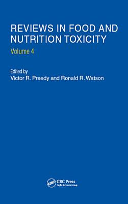 Reviews in Food and Nutrition Toxicity PDF