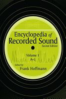 Encyclopedia of Recorded Sound PDF