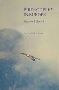 Birds of Prey in Europe PDF