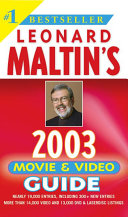 Leonard Maltin s Movie and Video Guide 2003 PDF