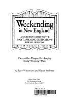 Weekending in New England