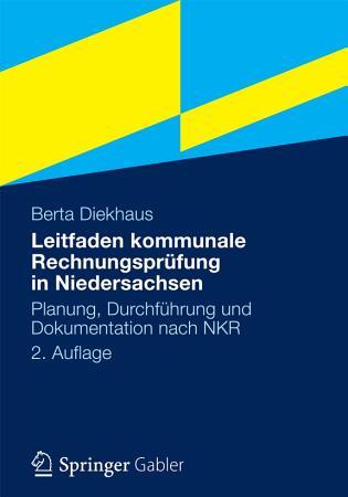 Leitfaden kommunale Rechnungspr  fung in Niedersachsen PDF