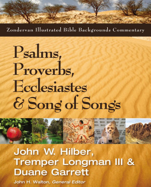 Psalms  Proverbs  Ecclesiastes  and Song of Songs