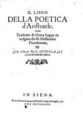 Il libro della poetica
