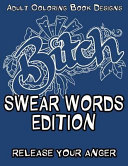 Adult Coloring Book Designs - Swear Word Coloring