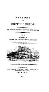 History of British Birds: Volume 2