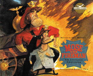 Mose the Fireman Book