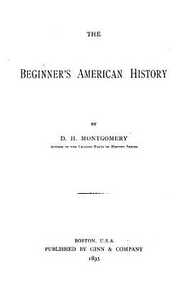 The Beginner s American History PDF