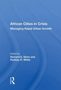 African Cities In Crisis PDF
