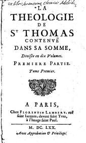 Theologie: Volume1