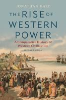 The Rise of Western Power PDF