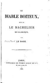 Le diable boiteux: suivi de Le bachelier de Salmanque