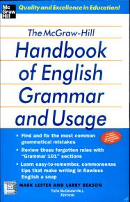 The Mh Hb Of English Grammar And Usage PDF