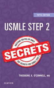 USMLE Step 2 Secrets E Book Book