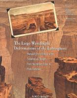 The Large wavelength Deformations of the Lithosphere PDF