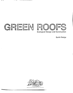 Green Roofs PDF