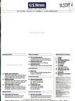 United States News   World Report PDF