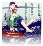 Skull Kings MC: the collection (new adult mc biker erotica romance)