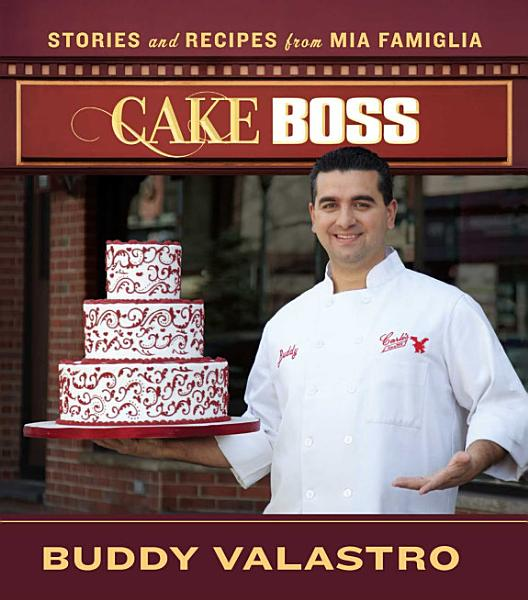 Download Cake Boss Book