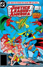 Justice League of America (1960-) #232