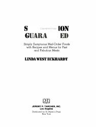 Satisfaction Guaranteed Book PDF