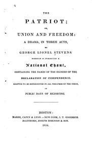 The Patriot Book