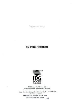 Netscape Communicator 4 For Dummies PDF